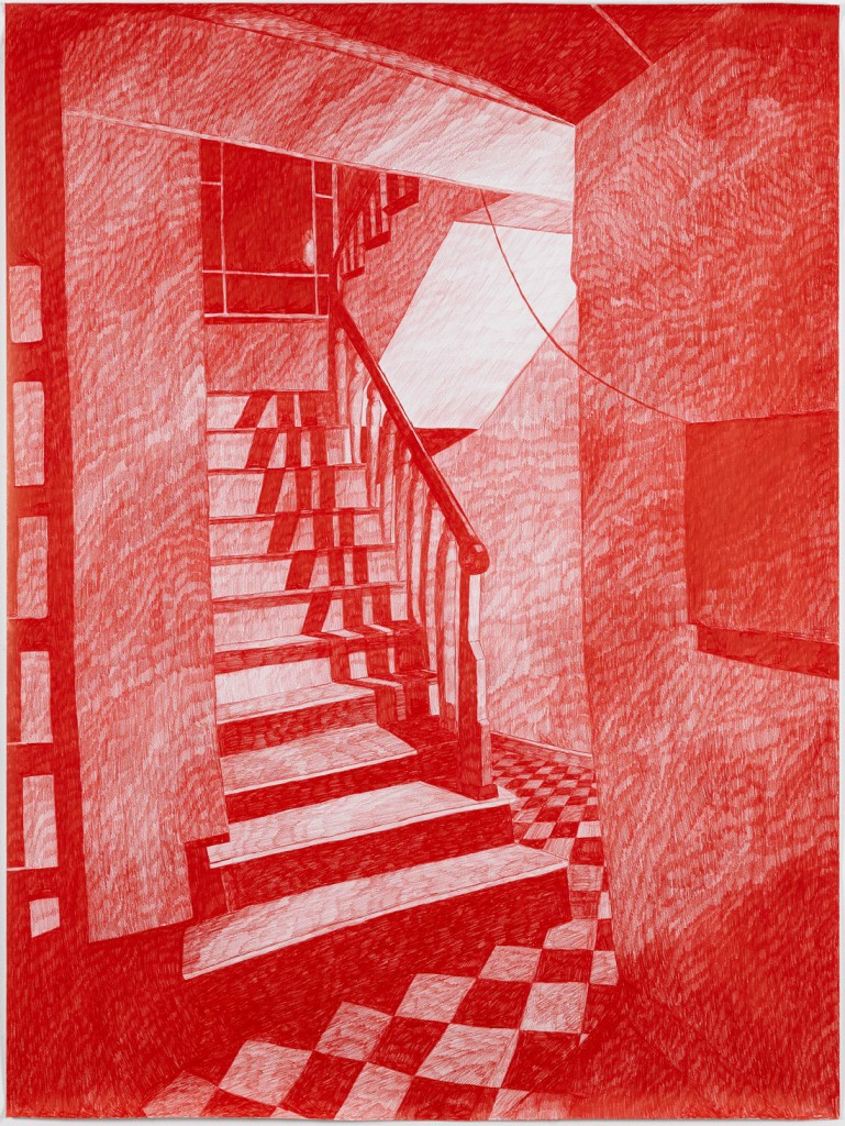 The Staircase (Richard-Sorge-Strasse 79)